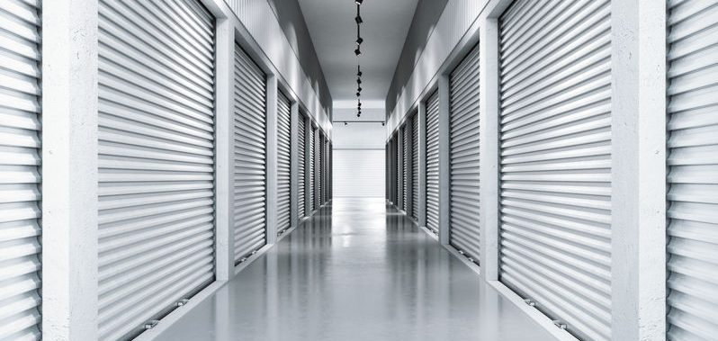 Loans on self-storage properties